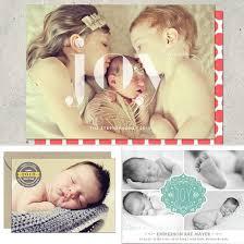holiday birth announcements popsugar moms