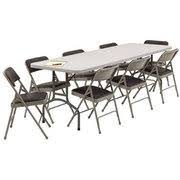 renting tables table chair rentals renting table chairs kangaroo bouncers