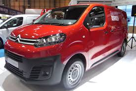 volkswagen new van new citroen dispatch unveiled prices start from 17 495 auto