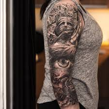 shoulder sleeve tattoo тату pinterest shoulder sleeve