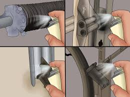 used roll up garage doors for sale how to adjust a garage door spring with pictures wikihow