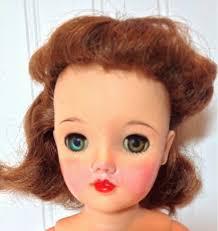 mandaline artful living paint vinyl dolls revlon