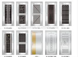 Steel Exterior Security Doors Stainless Steel Doors Steel Security Front Doors Security Door