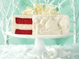 red velvet cheesecake vanilla cake with cream cheese frosting