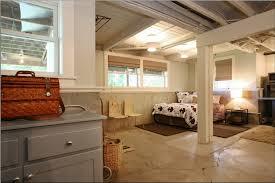 bedroom ideas for basement fresh austin basement makeover on a dime 24553