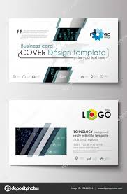 business card templates cover design template easy editable