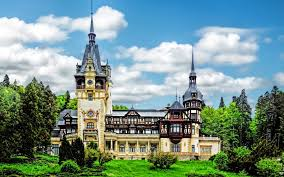 the 4 most beautiful castles of romania seenplaces