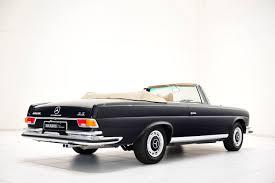 classic mercedes brabus classic mercedes benz 280 se 3 5 cabriolet w111 picture