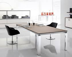 Metal Conference Table Contemporary Conference Table Wooden Metal Rectangular