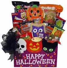 happy haunting halloween gift box halloween gift basket for kids
