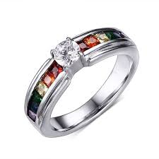 aliexpress buy modyle new fashion wedding rings for 10 best joancee images on charm bead ring necklace