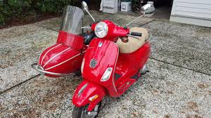 piaggio vespa 125 motorcycles for sale