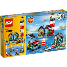lego creator lighthouse point building set 31051 walmart com