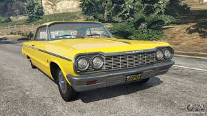 nissan impala 2015 chevrolet impala ss 1964 for gta 5
