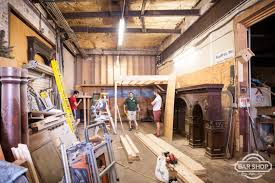 behind the scenes building loft storage u2022 commercial bar