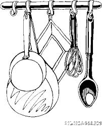 dessins de cuisine coloriage de cuisine thebarricade co