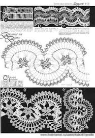 hairpin lace crochet hairpin lace edging patterns to crochet crocheting hairpin lace