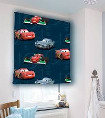 Childrens Bedroom  Playroom Disney Pixar Cars Window Blackout - Childrens blinds for bedrooms