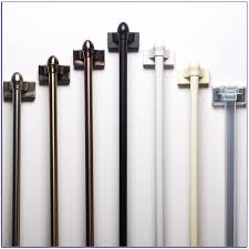 accessories cafe curtain rods within gratifying smart curtain