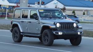 teal jeep wrangler entire 2018 jeep wrangler lineup photographed on road 40 images