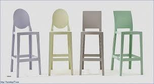 chaises priv es chaises et tabourets chaise de bar cuir chrome zenith with chaises