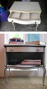 side table paint ideas before after best of side tables design sponge