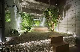 Stunning Visual Appeal Natural Stone Pebbles In Interior Design - Nature interior design ideas