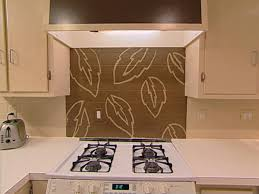 handpaint a kitchen backsplash hgtv