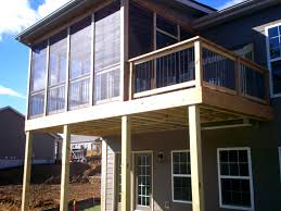 st louis mo screen porch ceiling options by archadeck st
