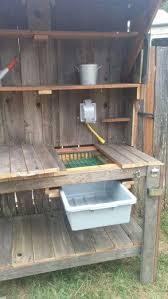 Plant Bench Plans - best 25 potting benches ideas on pinterest potting station