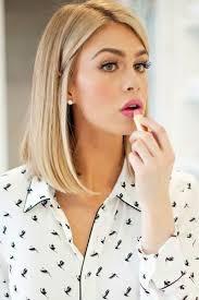 coupe de cheveux blond coupe cheveux meche atelier de stefani