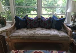 Slipcover For Pillow Back Sofa Daybed Amazing Daybed Back Cushions Queen Bed Turned Sofa Style