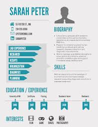 Resume 10 Key by Peachy Infographic Resume 10 35 Infographic Resume Templates Free