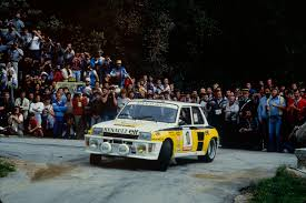 renault rally the renault 5 turbo and clio v6 crazy rear engined hatches