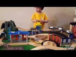 imaginarium express mountain rock train table imaginarium mountain rock train table review youtube