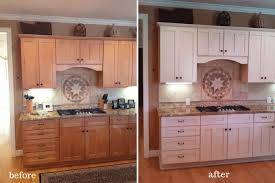 How To Paint Oak Kitchen Cabinets Painting Oak Kitchen Cabinets Painting Kitchen Cabinets