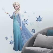 Disney Frozen Bedroom by Frozen Wall Decals Home Decor Kohl U0027s