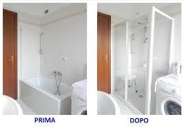 trasformare una doccia in vasca da bagno progetto trasformazione vasca in doccia a torbole casaglia bs
