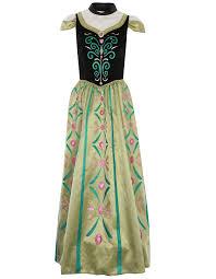 Asda Childrens Halloween Costumes Disney Frozen Anna Fancy Dress Costume Fancy Dress