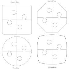 coasters promotional coasters gnalvic 4 piece puzzle coaster