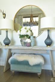 Round Foyer Table by Best 20 Fall Entryway Decor Ideas On Pinterest Entrance Decor