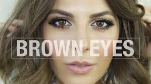 eyeshadow tutorial for brown skin how to make your brown eyes pop simply sona