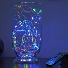 led fairy lights battery operated micro led string lights battery operated remote controlled