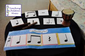 home teaching children music