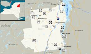 Washington New York Map by List Of Highways In Essex County New York Wikipedia