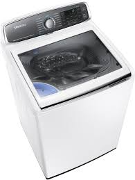 top load washer with sink wa52j8700aw 27 inch 5 2 cu ft top load washer with 15 wash