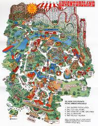 Adventure Island Orlando Map by Park Maps