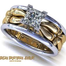 Mens Hunting Wedding Rings by Download Hunting Wedding Rings Wedding Corners