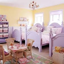 girls room a pretty cottage style girls room