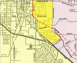 Map Of Denton County 2016 17 Rezoning Secondary Rezoning Maps
